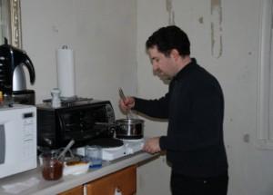 The Make-Shift Heck's Kitchen